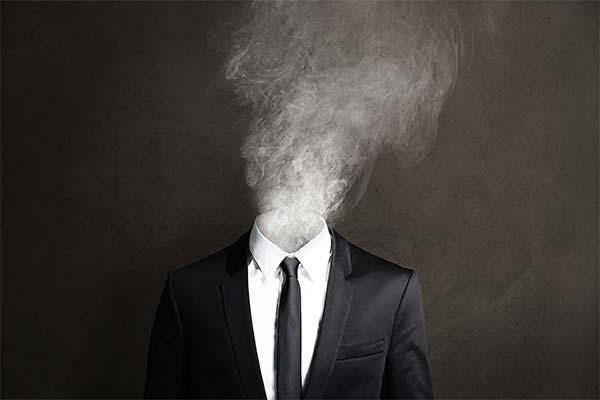 Человек без головы во сне