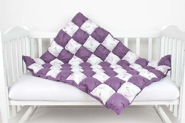 Детское одеяло во сне