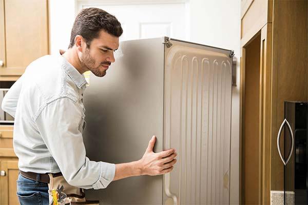 Двигать холодильник