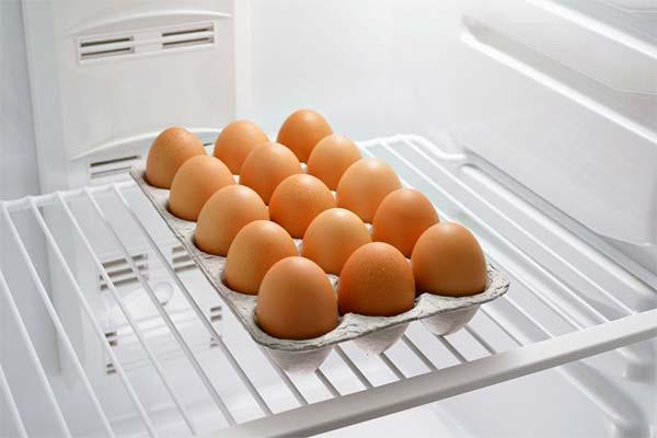 Где находились во сне яйца
