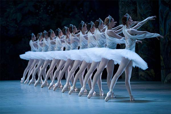 Где видели во сне балет