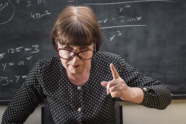 К чему снится учительница