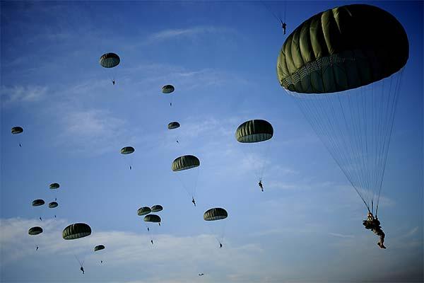 К чему снятся парашютисты