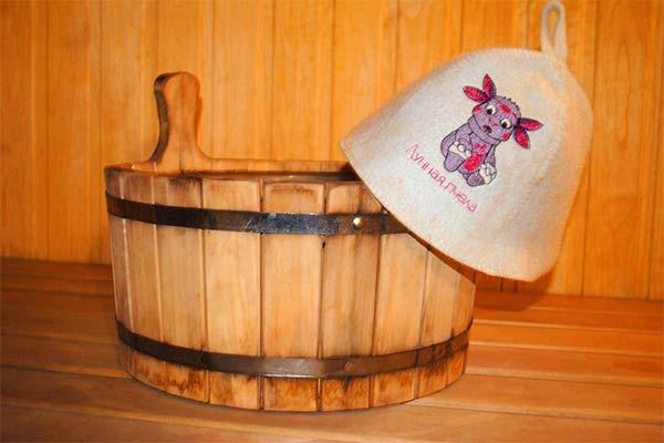 Какая приснилась шапка для бани