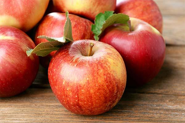 Какие приснились яблоки