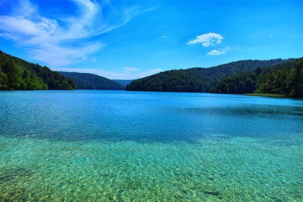 Какое приснилось озеро