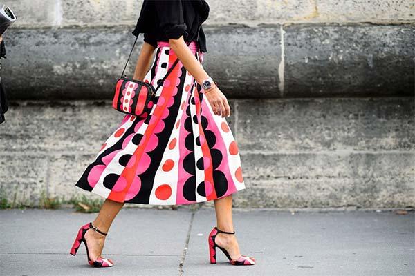 Какого цвета приснилась юбка