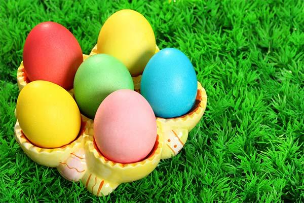 Какого цвета приснились яйца