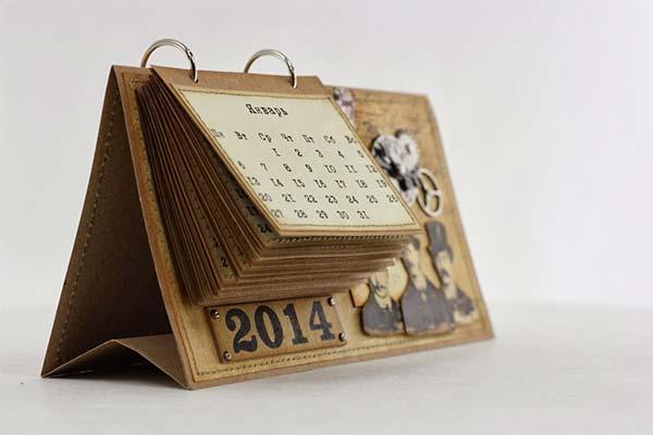 Какой приснился календарь