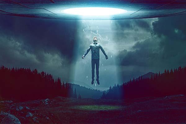 Кого похитило НЛО во сне