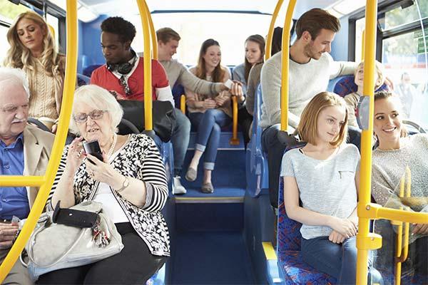 Кто находился во сне в автобусе
