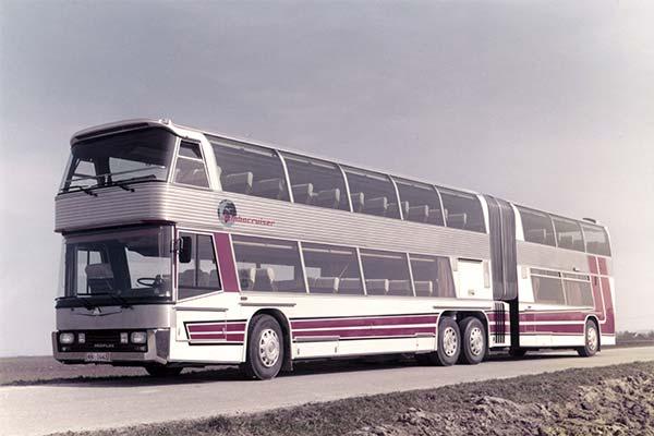 Огромный автобус во сне