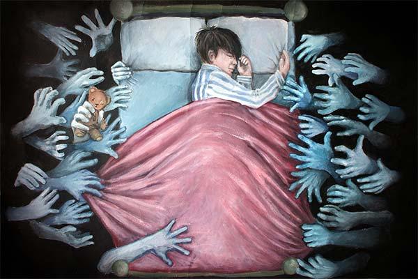 Почему дети чаще видят кошмары