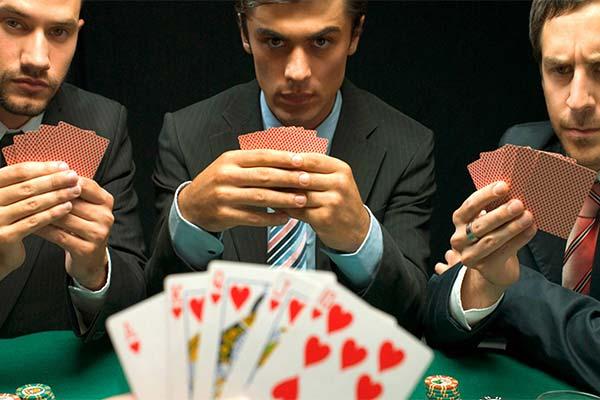 С кем во сне играли в карты