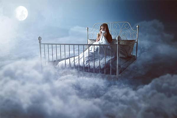 Сны, в которых испытывали эмоции