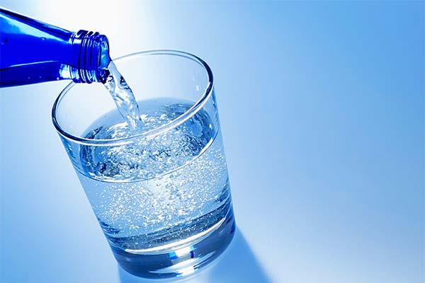 Сонник газированная вода