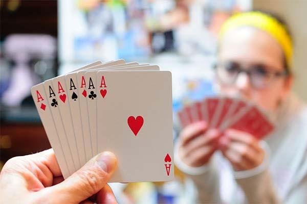 Сонник играть в карты