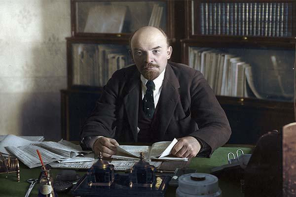 Сонник Ленин