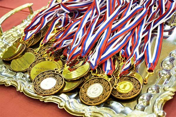 Сонник медаль