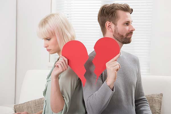 Сонник развод