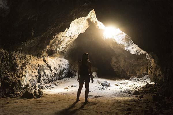 Заблудиться во сне в пещере