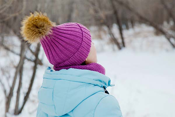 Зимняя шапка во сне