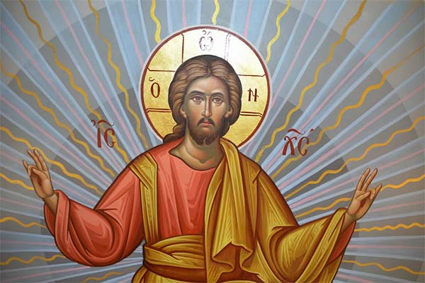 Икона иисуса во сне