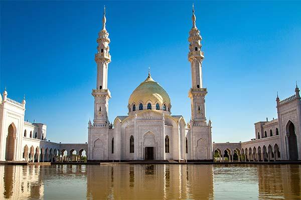 Какого цвета приснилась мечеть