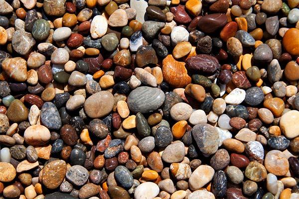 Какого цвета приснились камешки