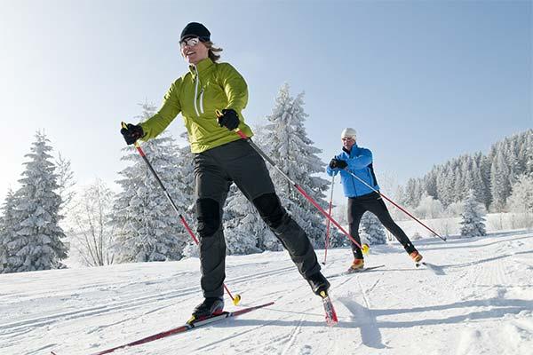 Кататься на лыжах во сне