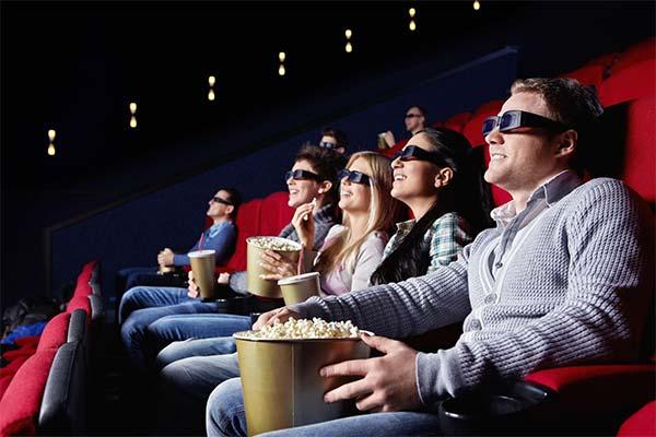 Кинотеатр во сне