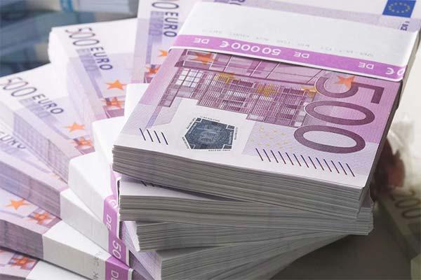Пачка евро во сне