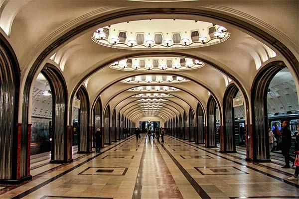 Сонник метро