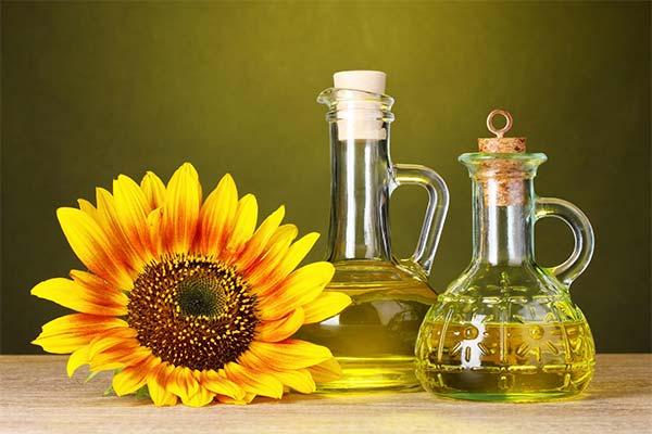 Сонник подсолнечное масло