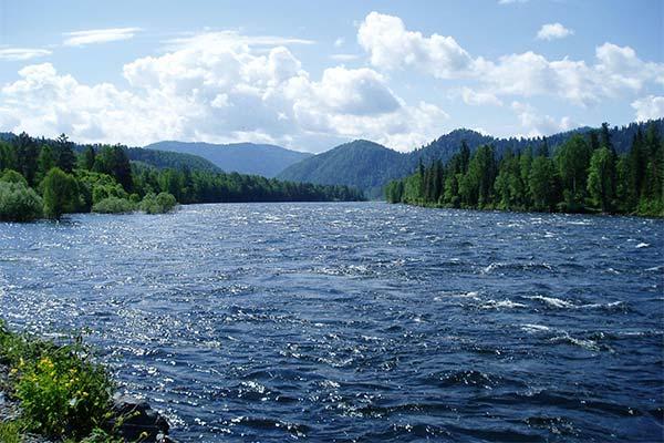 Какого цвета приснилась река
