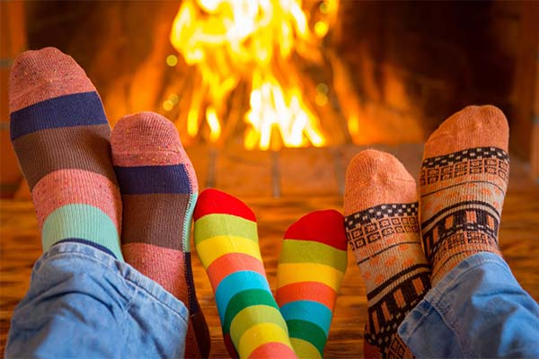 Какого цвета приснились носки