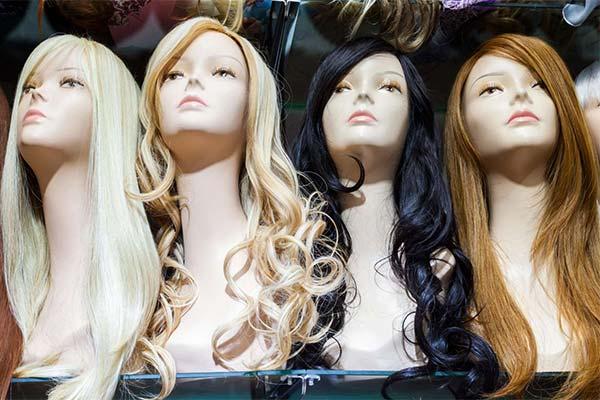 Какого цвета приснился парик