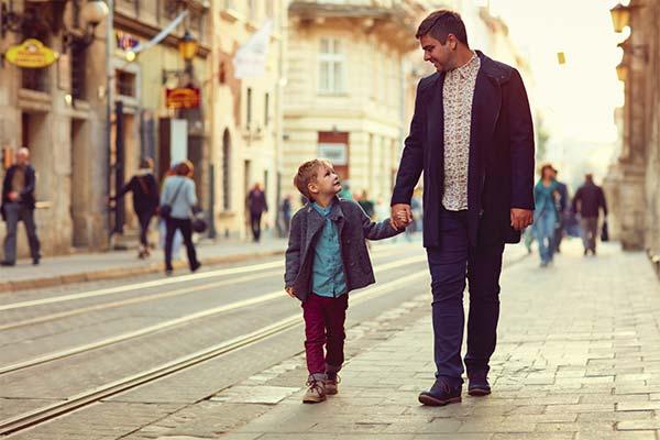 Отчим на улице