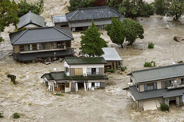 Сонник наводнение: