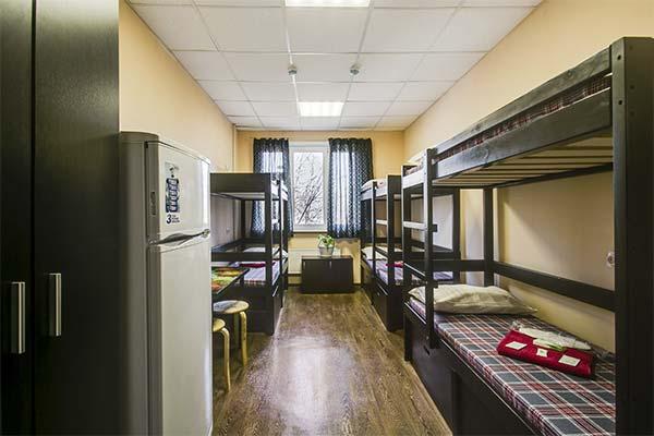 Сонник общежитие