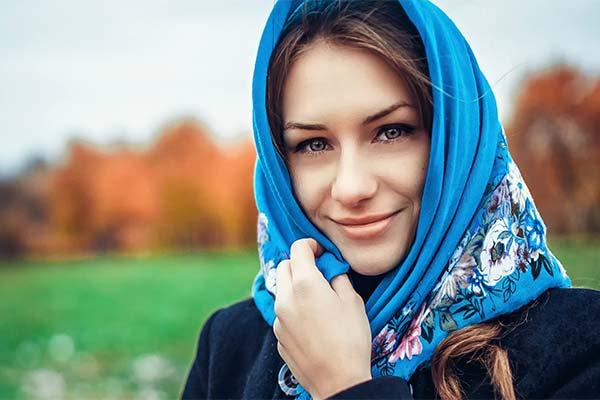 Сонник платок на голове
