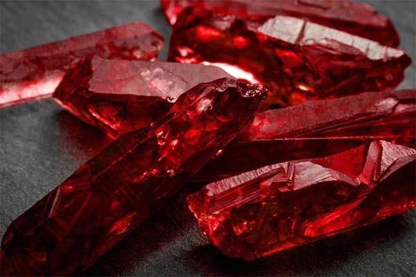 Сонник рубин