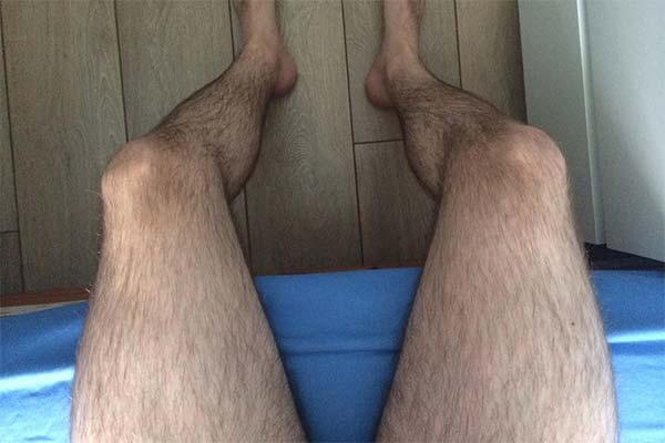 Волосатые ноги во сне