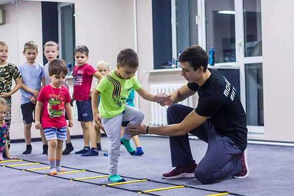 Детский тренер