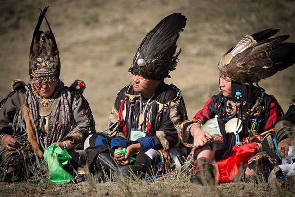 К чему снится шаман