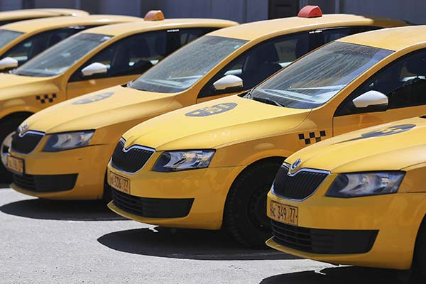 К чему снится такси