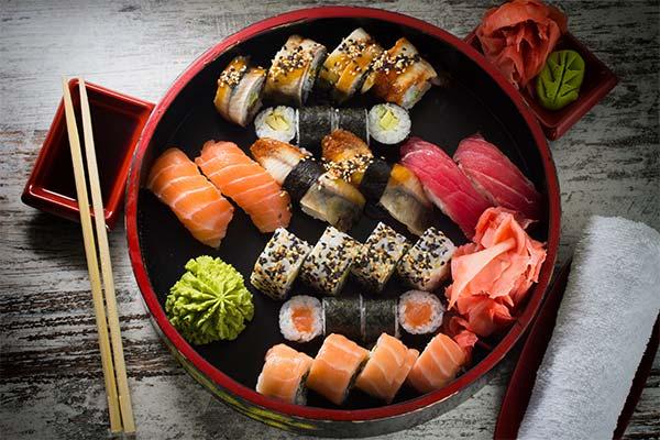 К чему снятся суши и роллы