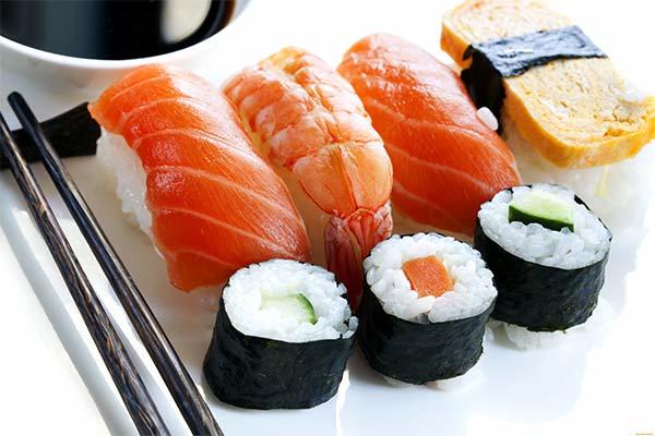 Сонник суши и роллы
