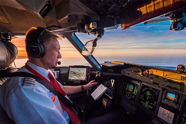 Сонник управлять самолетом