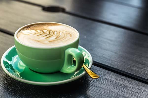 Чашка с кофе во сне